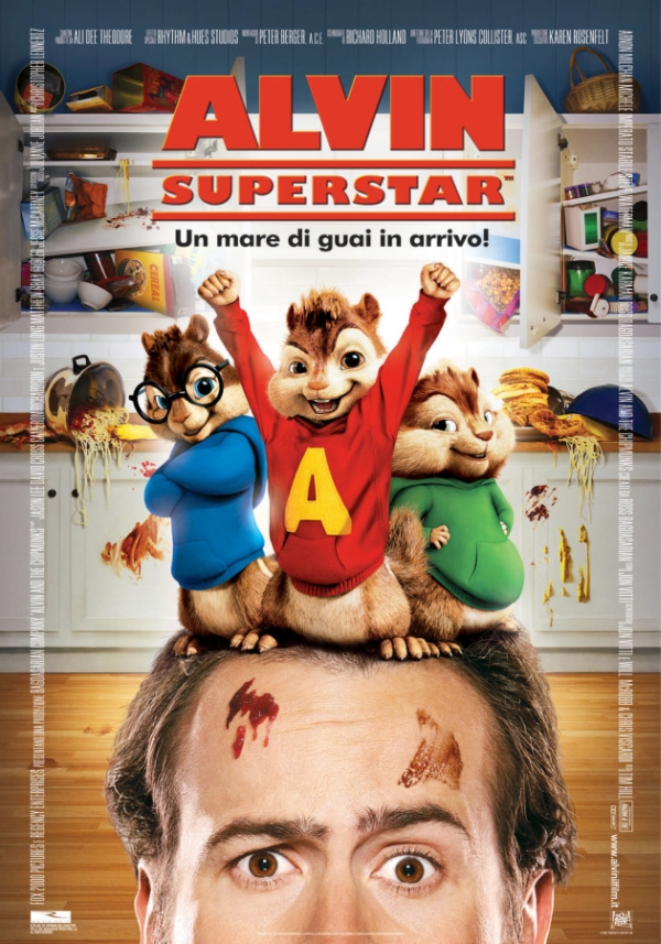 Film in tv alvin superstar stasera alle su rai