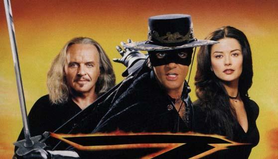 The Mask of Zorro (1998) - Rotten Tomatoes