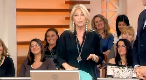 Rita Dalla Chiesa lascia Forum e approda a La7?