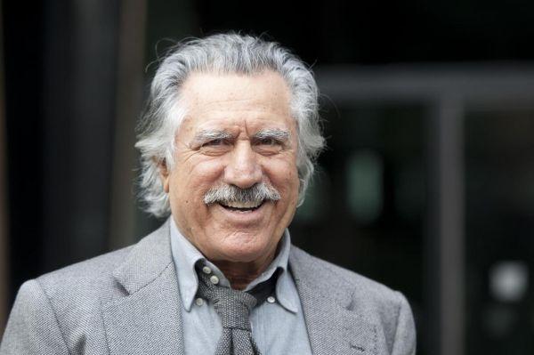 Lando Buzzanca ha tentato il suicidio: ricoverato ma fuori pericolo