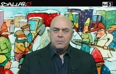 Tragedia in Sardegna: Maurizio Crozza cancella la copertina di Ballarò; i vip si mobilitano