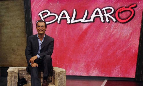 Ascolti Tv, 1 ottobre 2013: Ballarò a 4,4 mln; Paura d'amare 2 a 3,5 mln; La Cortigiana a 3,1 mln