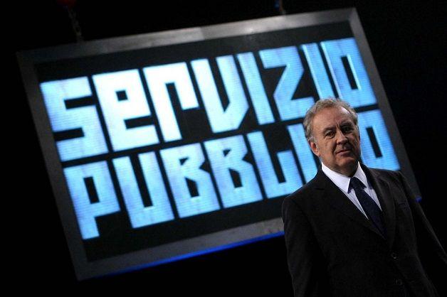 La7, per Michele Santoro ultima stagione di Servizio Pubblico ma dialogo aperto con Cairo