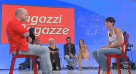 Uomini e Donne, puntata di venerdì 21 settembre; i nuovi Ragazzi e Ragazze. Italo e Rosy, Manolo e Tania e Adriana e Alexio in studio – FOTO