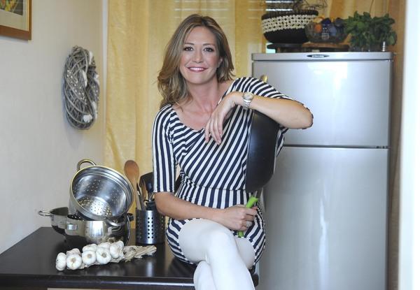 """Tessa Gelisio, da settembre con Cotto e Mangiato: """"Più spazio a piatti leggeri e vegetariani"""""""