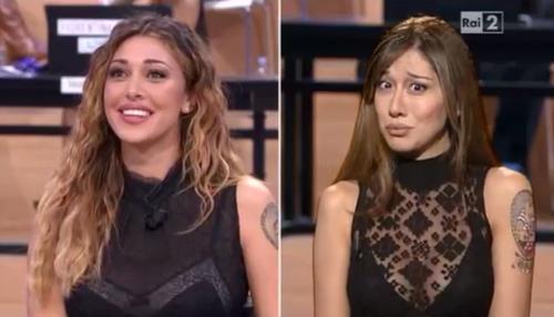 Quelli che, Belen Rodriguez incontra Virginia Raffaele: irresistibile intervista doppia – VIDEO e FOTO