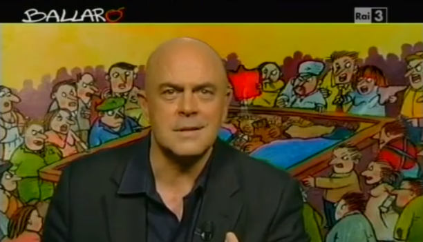 Ballarò, la copertina satirica di Maurizio Crozza sull'arresto di Fiorito, puntata del 2 ottobre 2012 – VIDEO