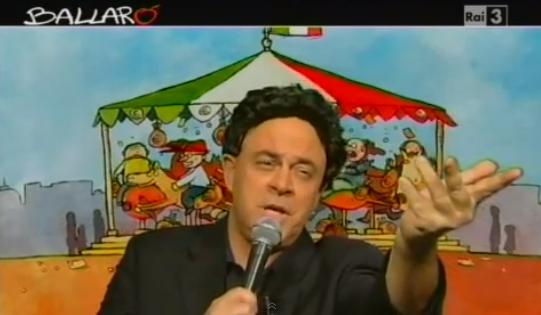 """Ballarò, la copertina satirica di Maurizio Crozza, puntata del 23 ottobre: il """"choosy"""" della Fornero – VIDEO"""