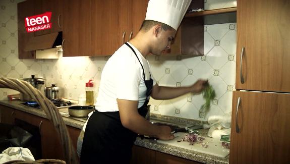Teen Manager, il sedicenne Leonardo protagonista della quarta puntata su RaiDue