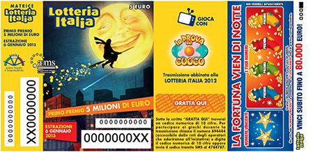 La Prova del Cuoco e la Lotteria Italia di nuovo insieme a partire da oggi con ricchi premi quotidiani