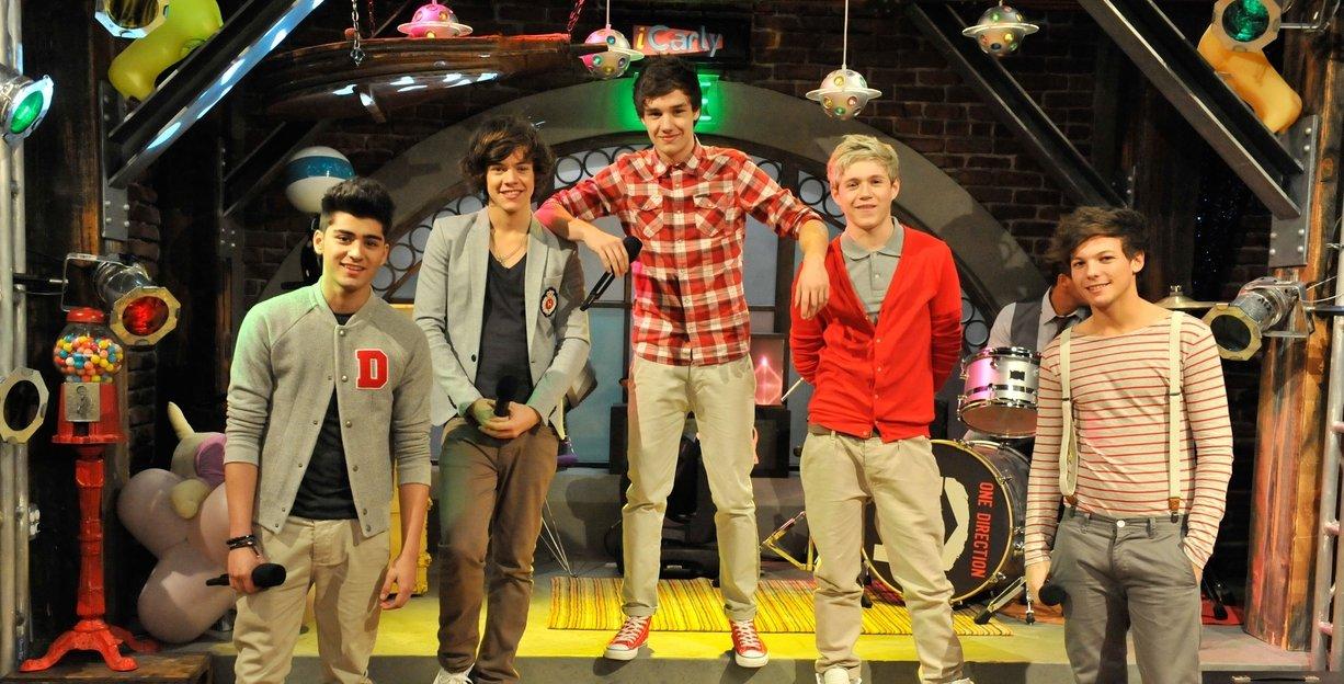 iCarly, da oggi i nuovi episodi su Nickelodeon ed in esclusiva il concerto dei One Direction il 5 ottobre