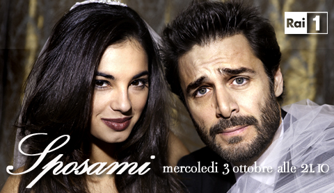 Sposami, la fiction con Daniele Pecci e Francesca Chillemi, da stasera su RaiUno – FOTO