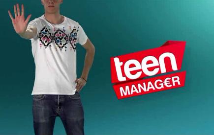 Teen Manager, il diciassettenne Riccardo protagonista della nuova puntata in onda su RaiDue incontra Alex Zanardi