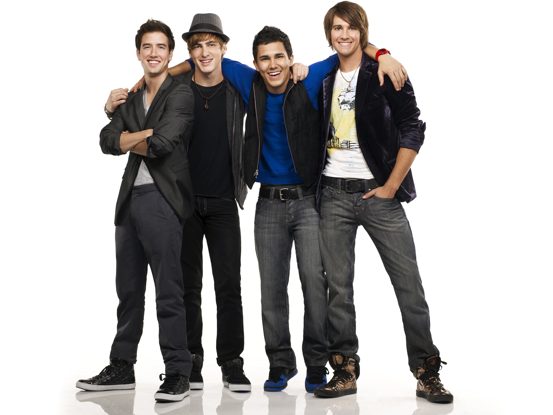 Big Time Rush, Da Stasera Su Nickelodeon I Nuovi