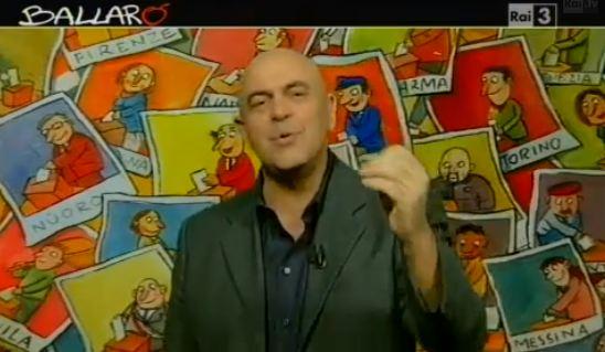 Ballarò, la copertina satirica di Maurizio Crozza, puntata del 27 novembre – VIDEO