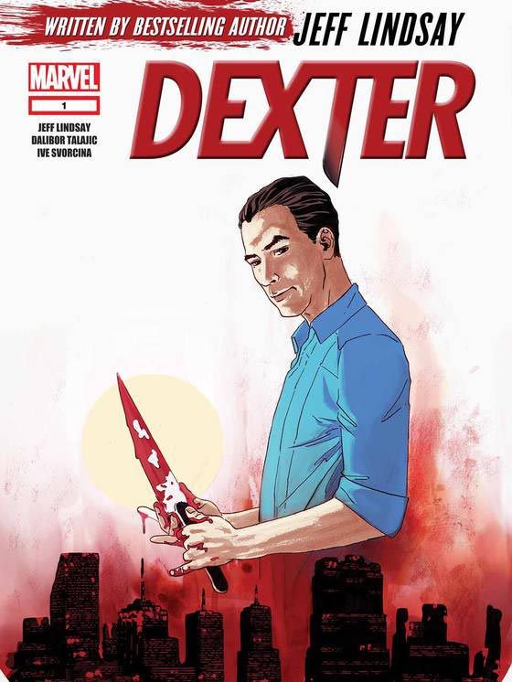 La serie tv Dexter diventa un fumetto Marvel