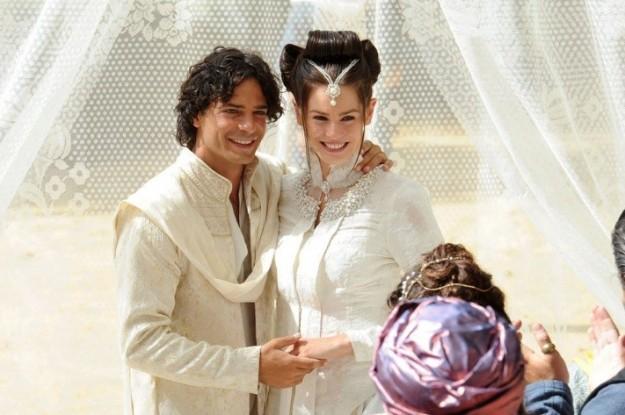 Le mille e una notte – Aladino e Sherazade, stasera e domani la miniserie di RaiUno con Vanessa Hessler e Marco Bocci – FOTO e TRAMA