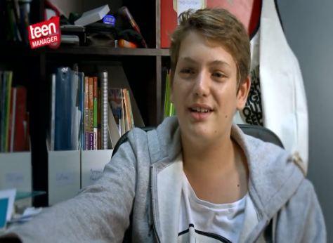 Teen Manager, il quindicenne Leonardo, protagonista della nuova puntata in onda su RaiDue