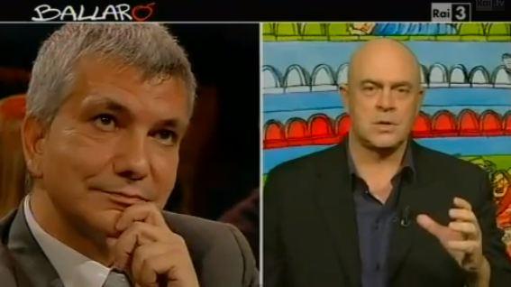 Ballarò, la copertina satirica di Maurizio Crozza sul confronto per le primarie del PD, puntata del 13 novembre – VIDEO