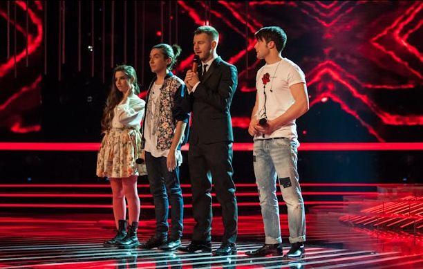 X Factor 6, sesta puntata: eliminati i Frères Chaos; si salva Davide