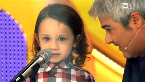 """Lo Zecchino d'Oro 2012, vince """"Il mio nasino"""" cantata dal piccolo Massimo Spiccia – TESTO e VIDEO"""