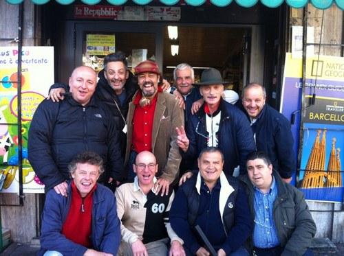 @edicolafiore, dal web a Sky Uno HD, la rassegna stampa quotidiana con Fiorello ed i suoi amici