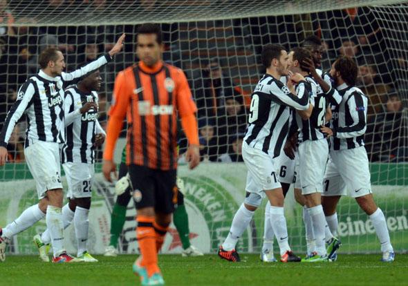 Ascolti Tv, 5 dicembre 2012: Shakthar Donetsk – Juventus vista da 5,6 mln; Emozioni… Pensieri e parole a 4,7 mln; Chi l'ha visto? a 3,4 mln
