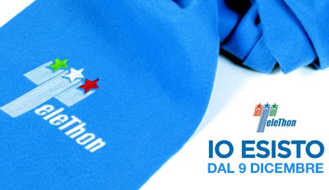 Telethon 2012, da oggi al 16 dicembre, la maratona televisiva di solidarietà: il palinsesto completo