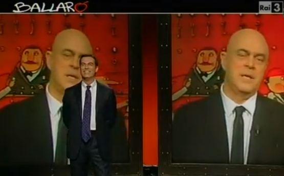 Ascolti Tv, 11 dicembre 2012: Ballarò vince con 4,9 mln; Don Matteo 8 a 4,7 e 4,3 mln; Intelligence – Servizi & Segreti a 3 mln