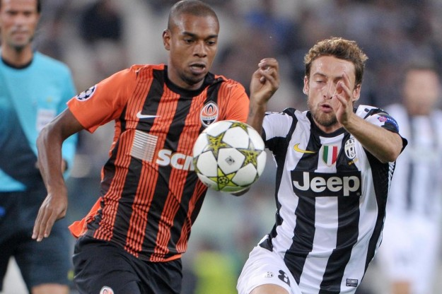 Champions League in Tv: tutte le partite di oggi. Shakhtar Donetsk-Juventus, stasera anche su Canale 5