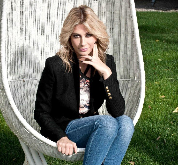 Il ritorno televisivo di Maddalena Corvaglia, da oggi con Questione di Style su Play.me