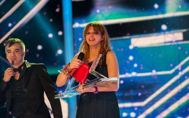 X Factor 6: vince Chiara, seguita da Ics e Davide. Cixi vincitrice di Enel Best Act