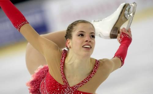 Capodanno on Ice 2013: stasera su Italia 1 con Tessa Gelisio. Occhi puntati su Carolina Kostner