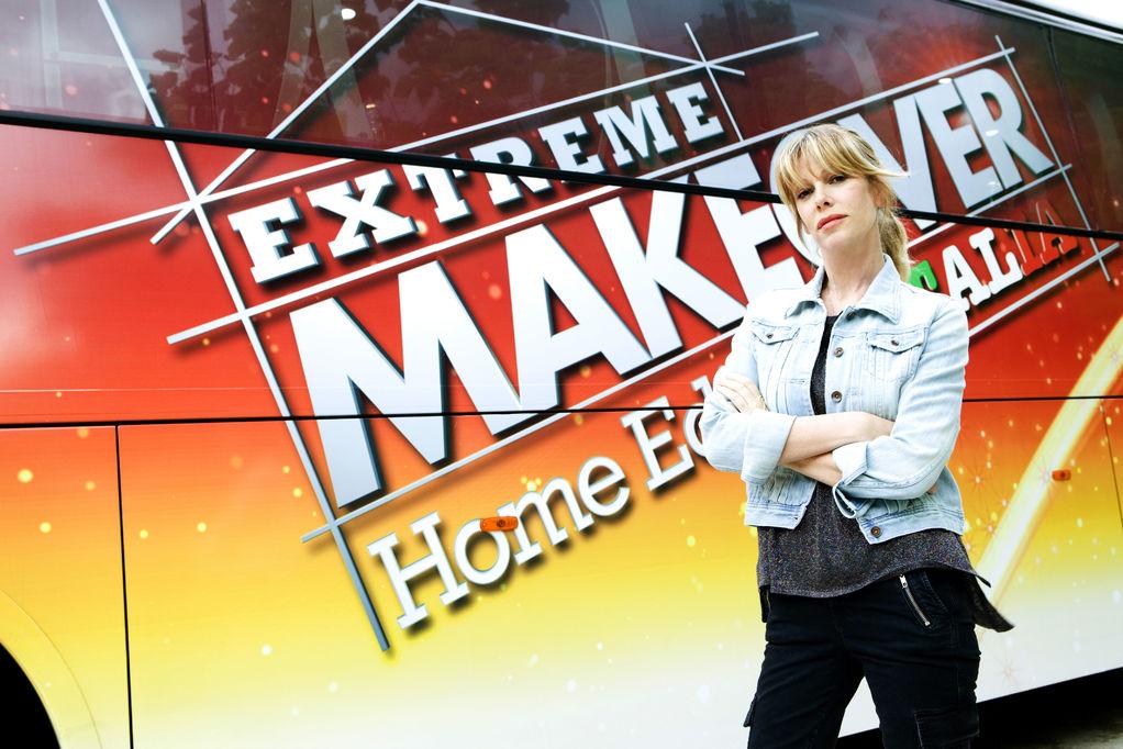 Extreme Makeover Home Edition Italia, stasera su Canale 5 la prima puntata con Alessia Marcuzzi: anticipazioni e ospiti