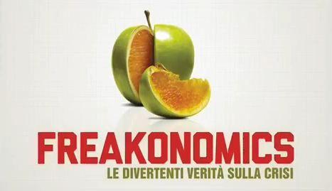Freakonomics – Le divertenti verità sulla crisi con le voci di Enrico Bertolino e Giovanni Floris – VIDEO