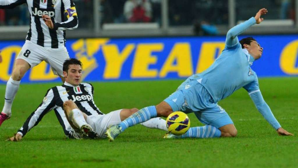 Ascolti Tv, 22 gennaio 2013: Juventus-Lazio a 6,7 mln; Ballarò a 5 mln; La bella società a 4,1 mln