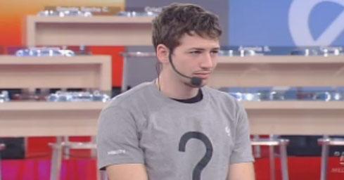 Amici 12, puntata di oggi 30 gennaio: Davide Sacha è fuori dalla Scuola