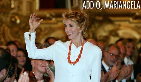 Rai e Mediaset ricordano Mariangela Melato: tutti gli appuntamenti tv