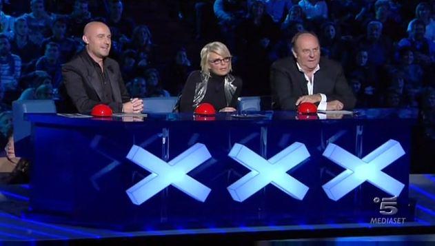 Ascolti Tv, 2 marzo 2013: Italia's got talent a 6,6 mln; I Migliori Anni a 4,3 mln