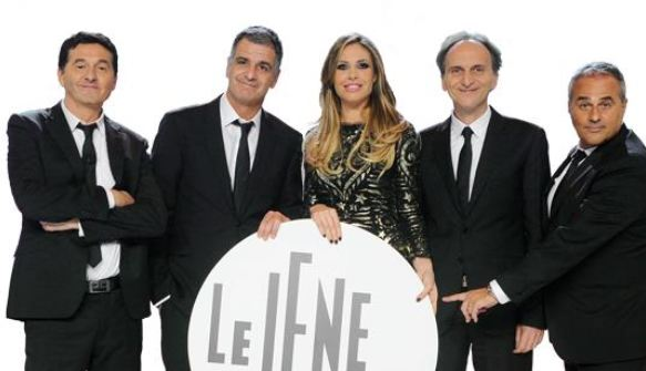Le Iene Show: intervista doppia a Federico Balzaretti ed Eleonora Abbagnato, twerkata Emma Marrone