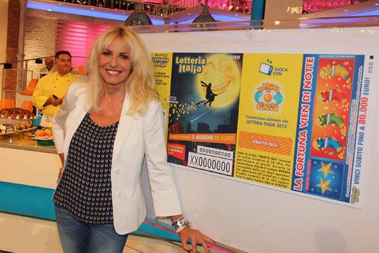 Lotteria Italia 2013, lo speciale de La Prova del Cuoco: i biglietti vincenti