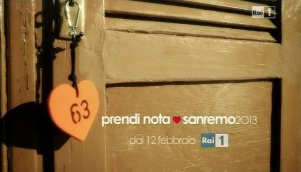 Festival di Sanremo 2013: il quarto promo con le voci di Luciana Littizzetto e Fabio Fazio – VIDEO