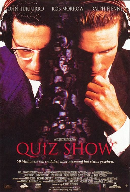 Film in TV: Quiz Show, stasera alle 21.13 su Rai4