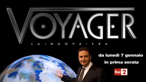 Voyager – La nuova era, da stasera su RaiDue la 23esima edizione con Roberto Giacobbo: i temi della puntata