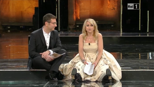 Ascolti Tv, 15 febbraio 2013: quarta serata del Festival di Sanremo a 13 e 6,5 mln; VIP a 2,3 mln
