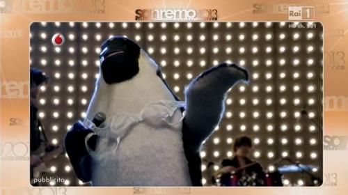 Sanremo 2013, Elio e le storie tese e la canzone extra fuori gara. Polemiche sullo spot: è davvero tutto regolare? – VIDEO
