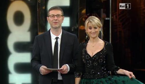 Ascolti Tv, 12 febbraio 2013: prima serata del Festival di Sanremo a 12,9 mln; In questo mondo di ladri a 2,7 mln