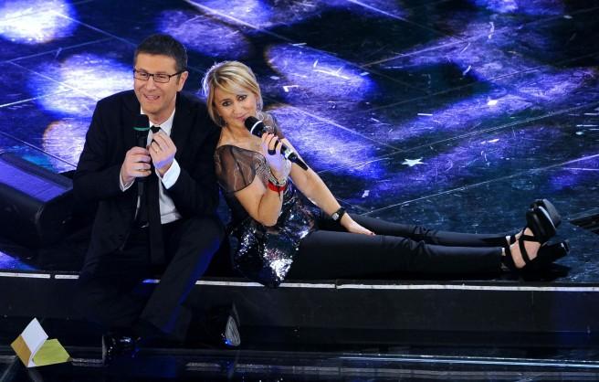 Sanremo 2013: la scaletta della quarta serata, venerdì 15 febbraio. Ospiti e Sanremo Story