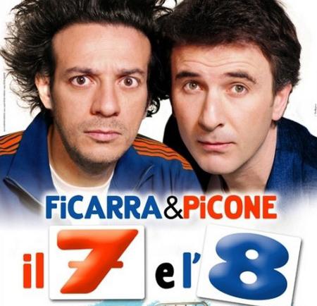 Film in TV: Il 7 e l'8, stasera alle 21.10 su Canale 5