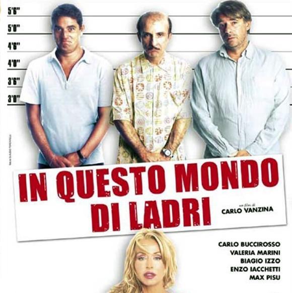 Film in TV: In questo mondo di ladri, stasera alle 21.10 su Canale 5